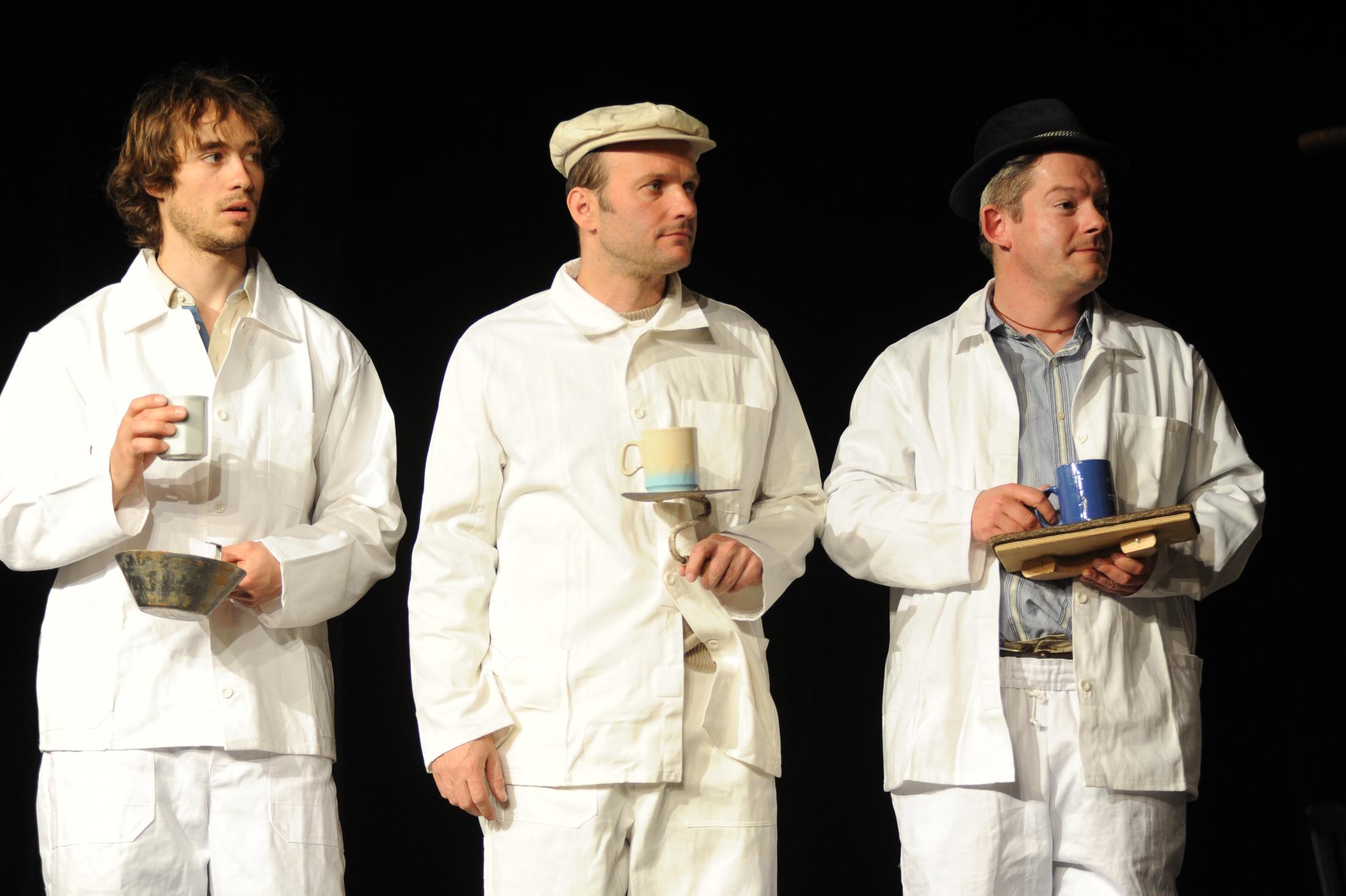 6ee94146f63 Divadlo na Šantovce v listopadu  těšit se můžete na Hrdého Budžese ...